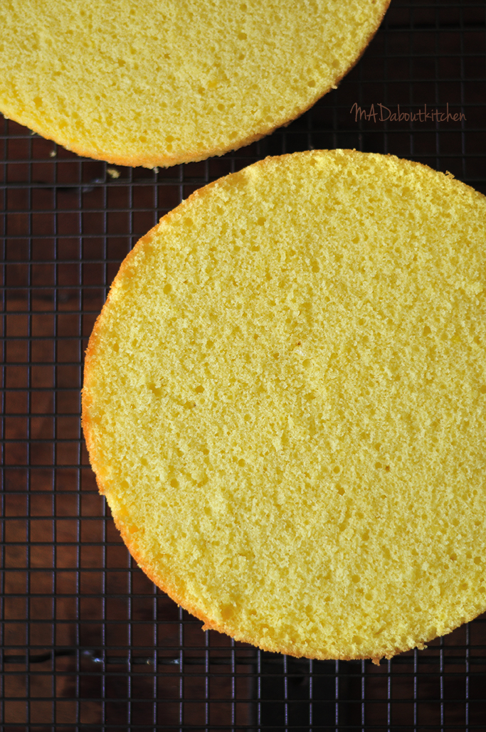 Genoise or Genoese cake or Genovese cake is an Italian sponge cake. This rich, delicate cake forms the basis for many filled, frosted, and glazed cakes.